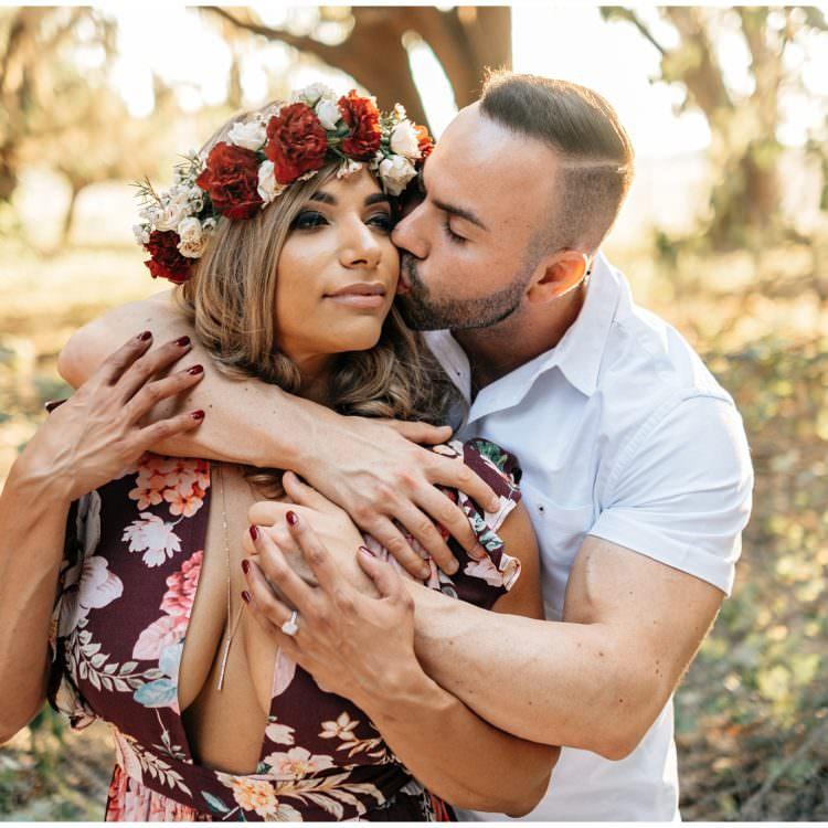 Orlando Engagement | Nicole + Austin | Orlando, Florida