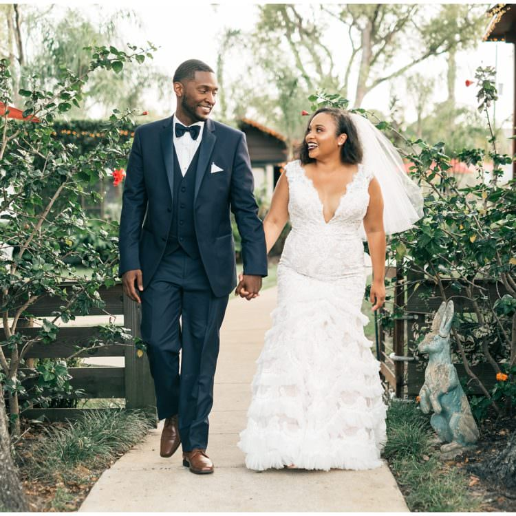 The Acre Orlando Wedding | Deanna + DeAndre | Orlando, Florida