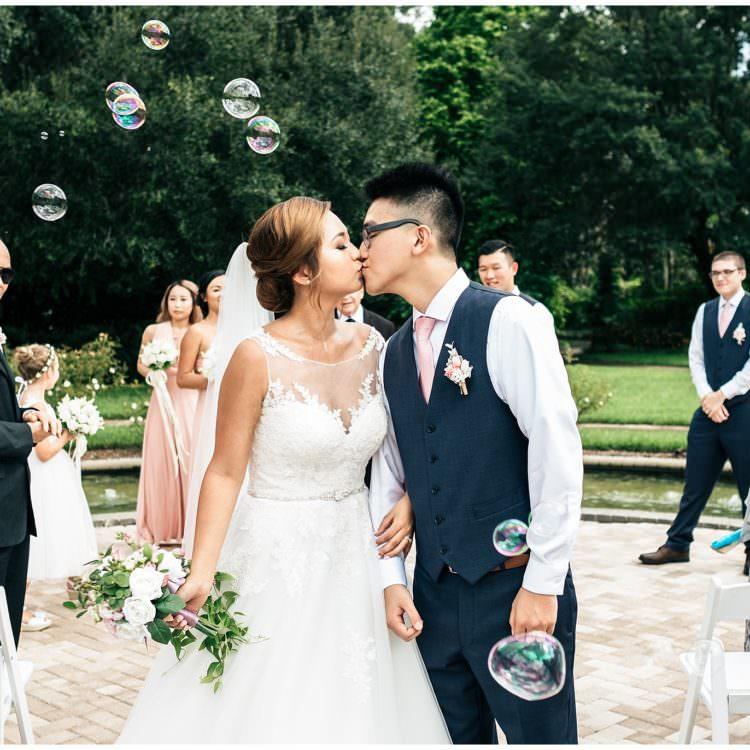 Leu Gardens Wedding | Liyuan + Kyle | Orlando, FL
