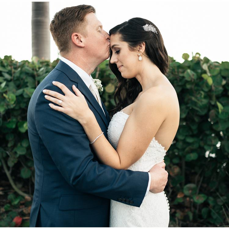 Tampa Bay Yacht Club Wedding | Ashley and Stephen | Tampa Bay, Florida