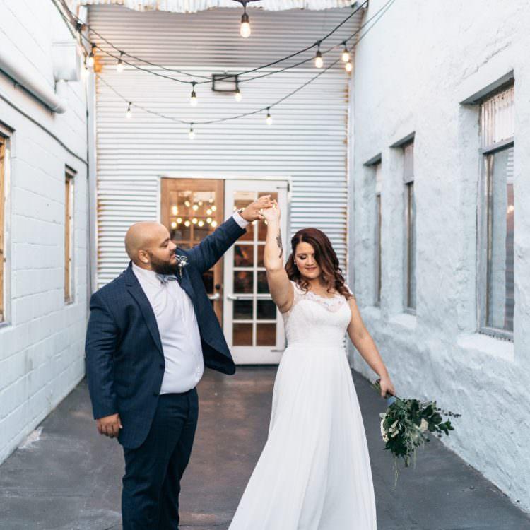1010 west wedding | Bethany and Kyle | Orlando, Florida