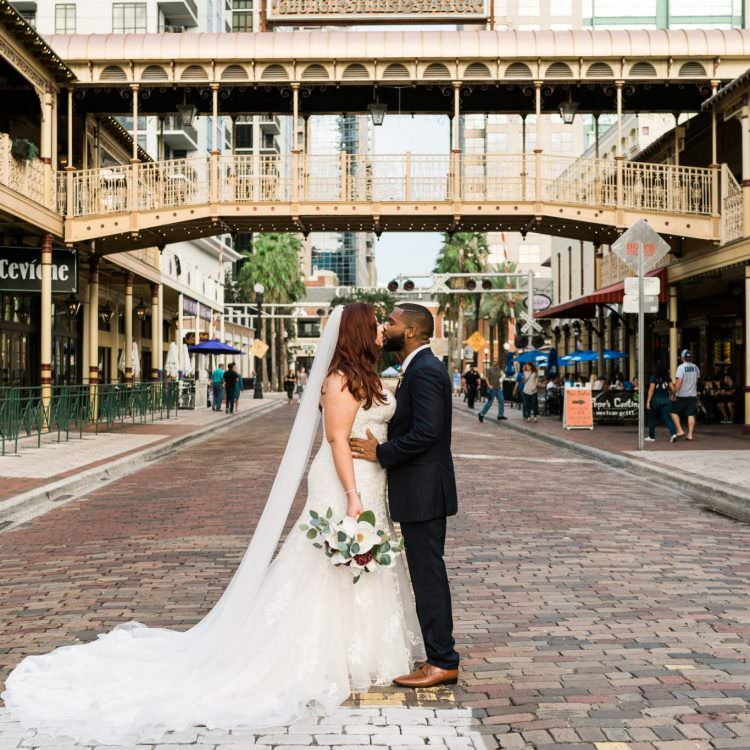 Ceviche wedding | Gabby and Ramone | Downtown Orlando, FL