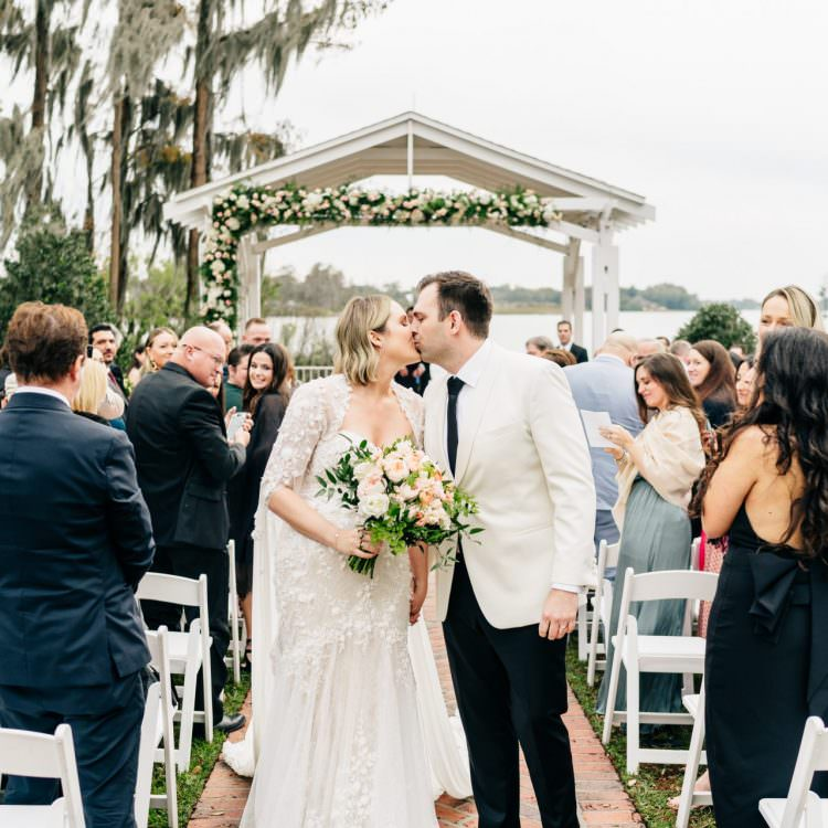 Cypress Grove Estate House Wedding | Nicole and Sean | Orlando, FL