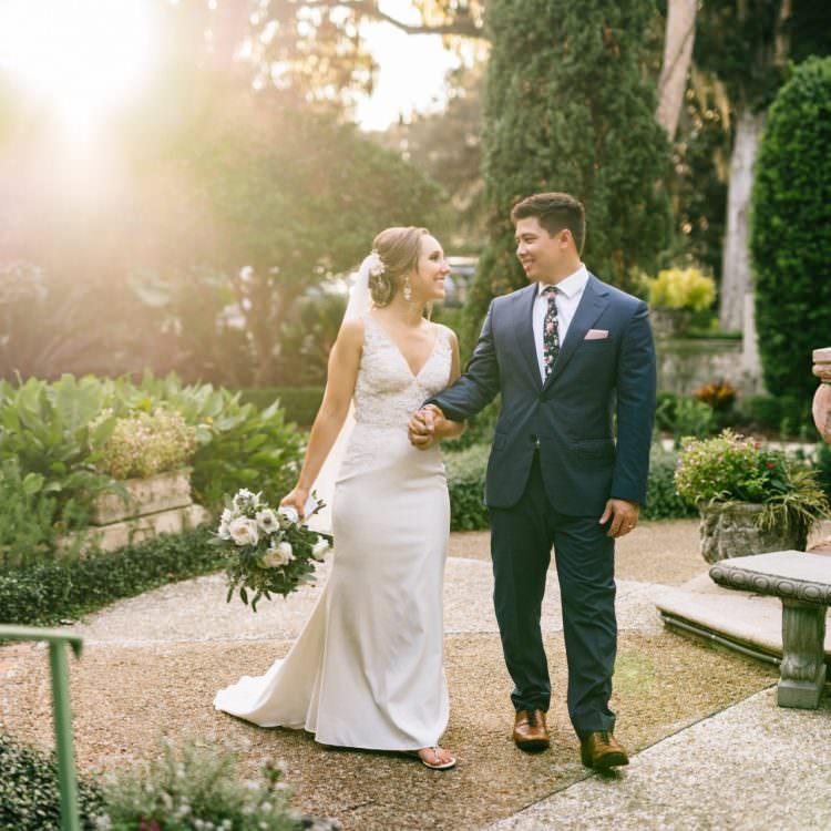 Club Continental Wedding | Danielle and Grant | Jacksonville, FL