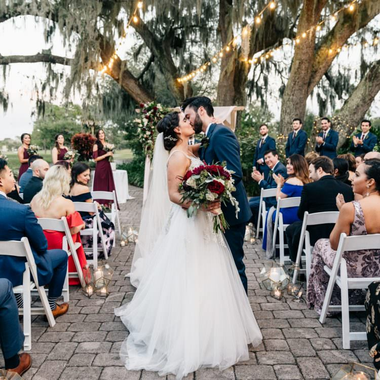 Dubsdread Golf Course Wedding| Cristina and Roberto | Orlando, FL