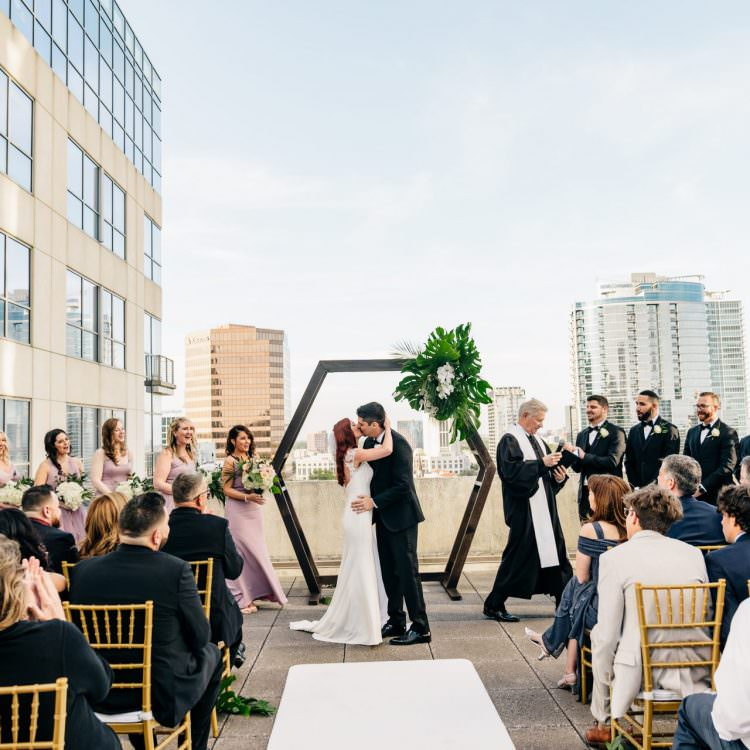 The Balcony Wedding | Diane and Ryan | Orlando, FL